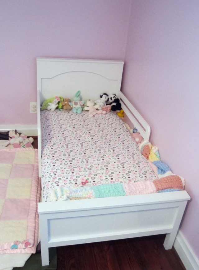 Ana White Toddler Bed