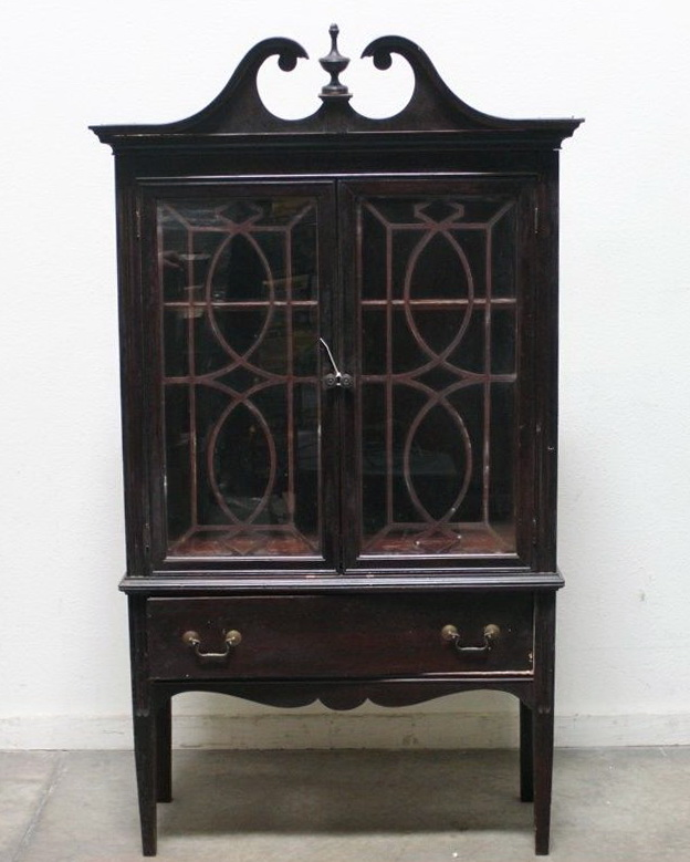 Antique China Cabinet 1900