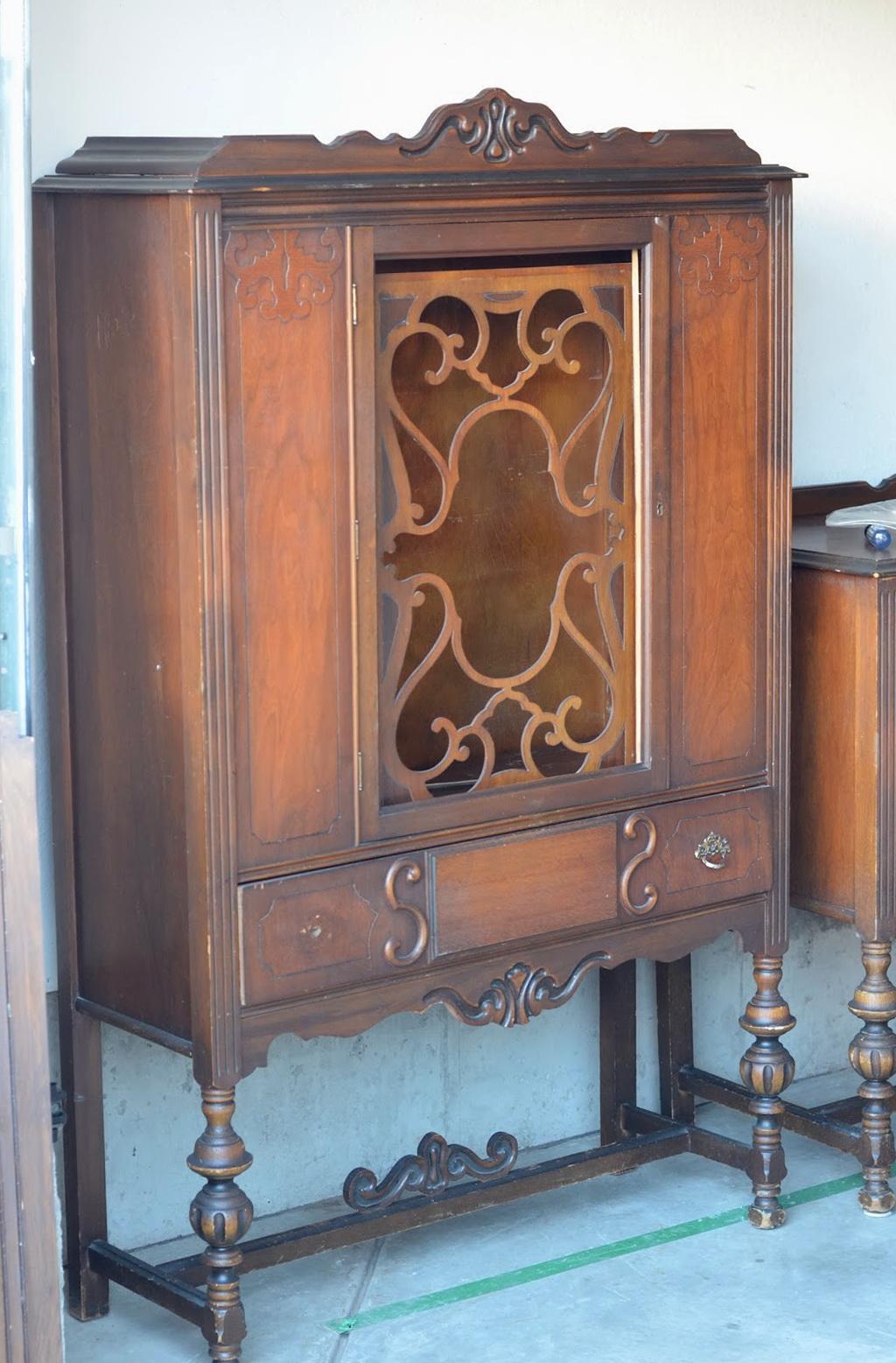 Antique China Cabinet Prices