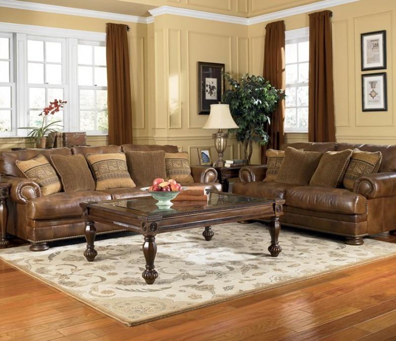 Ashley Living Room Furniture Sets