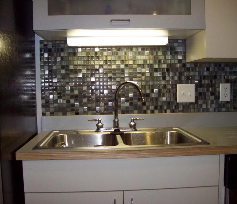 Backsplash Ideas For Kitchen Glass Tiles