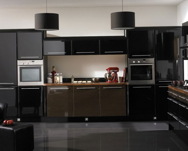 Backsplash Ideas For Kitchen With Dark Cabinets