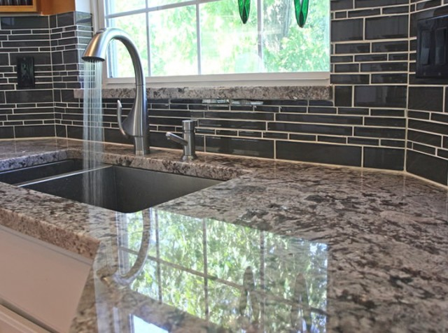Backsplash Ideas For Kitchens With Granite Countertops