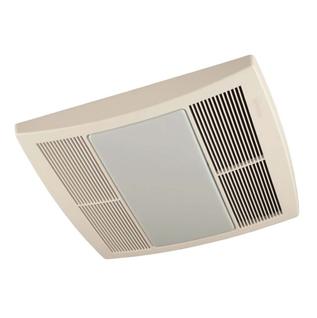 Bathroom Exhaust Fan With Light