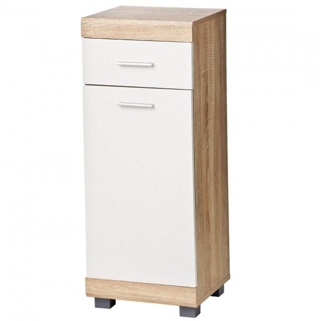 Bathroom Floor Cabinet Storage