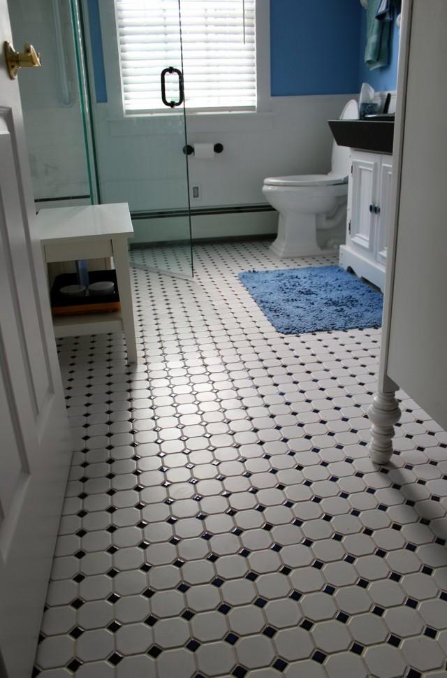 Bathroom Floor Tiles Images