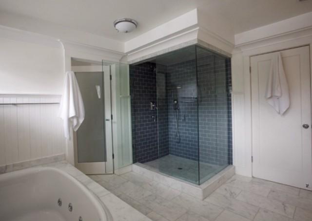 Bathroom Floor Tiles White