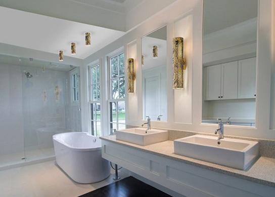Bathroom Light Fixtures Ideas