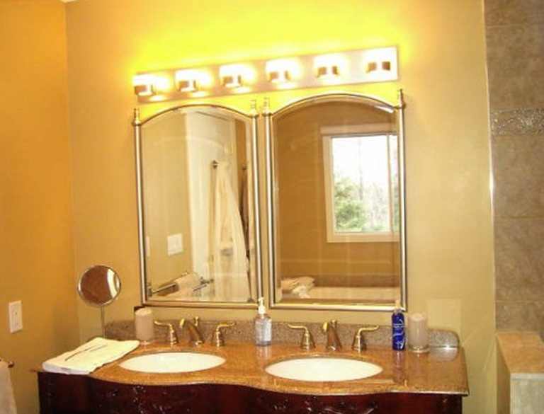 Bathroom Lighting Fixtures Home Depot