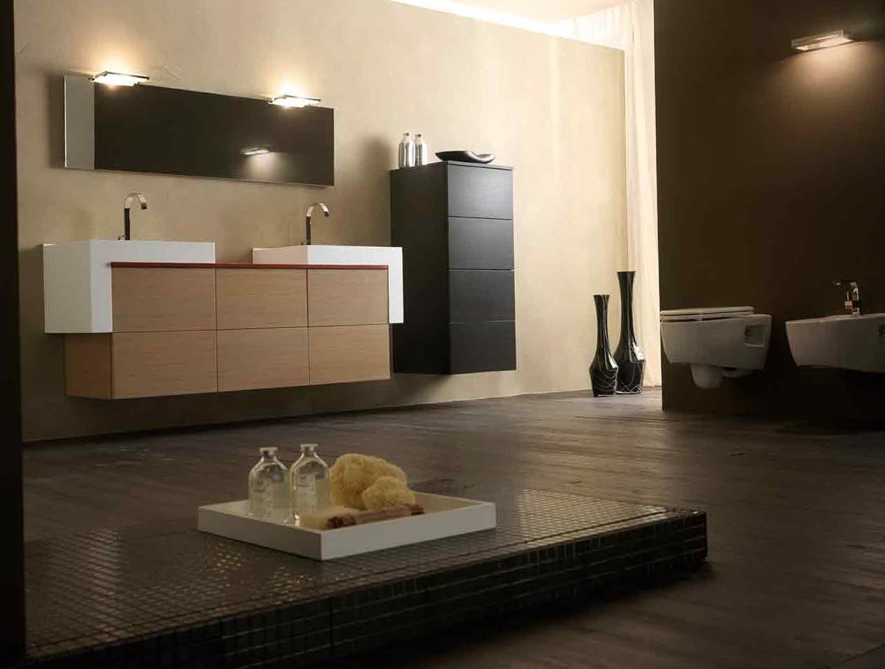 Bathroom Lighting Ideas Double Vanity