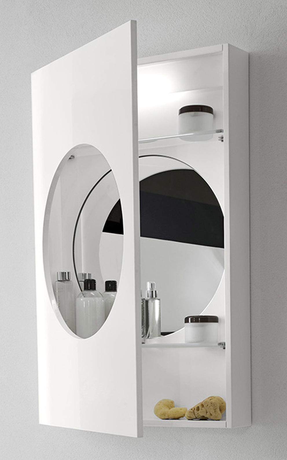 Bathroom Mirror Cabinets Design