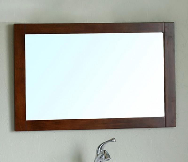 Bathroom Mirror Frames Wood