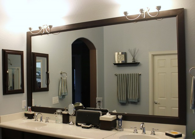 Bathroom Mirror Ideas Diy