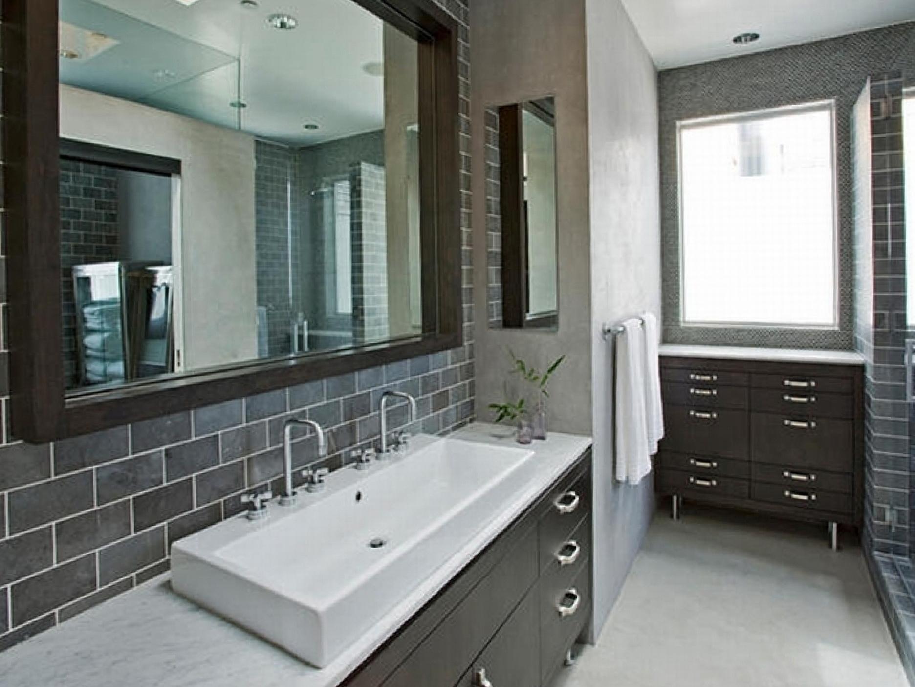 Bathroom Renovation Ideas Grey