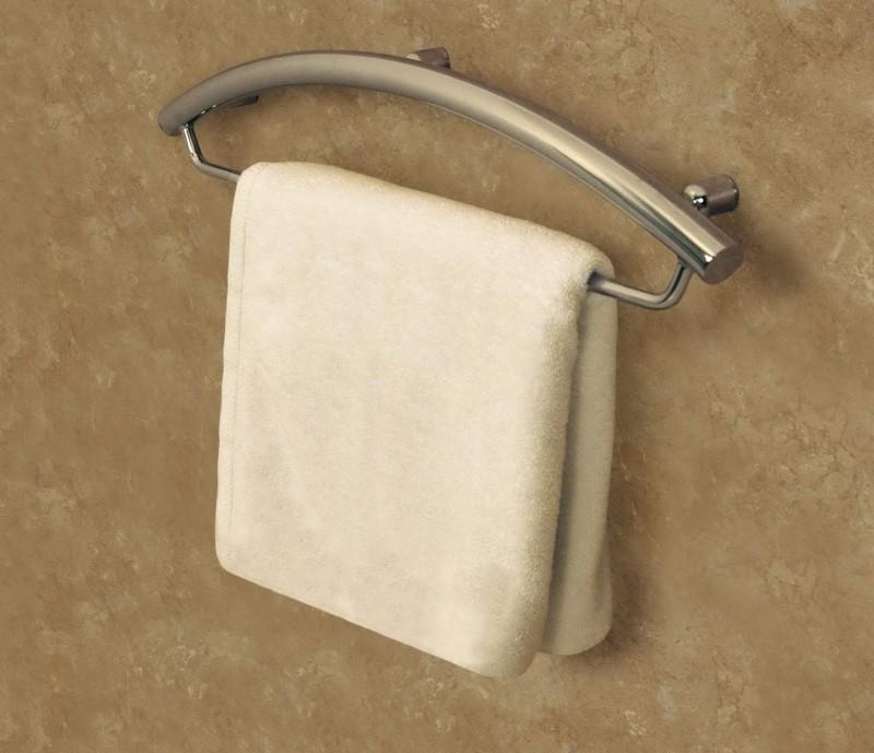 Bathroom Towel Racks Brushed Nickel