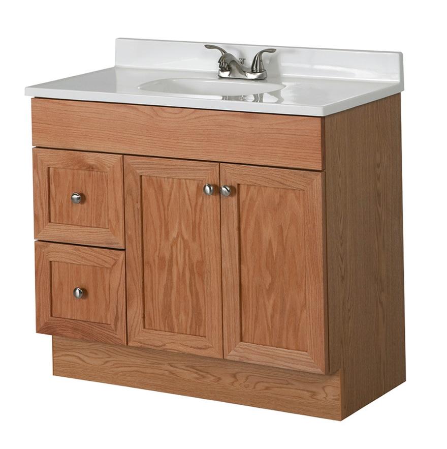 Bathroom Vanities With Tops At Lowes