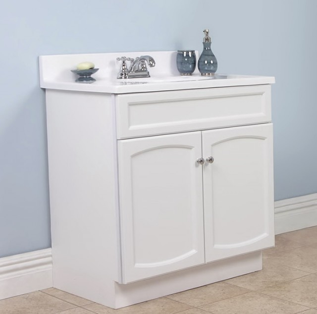 Bathroom Vanity Cabinets White