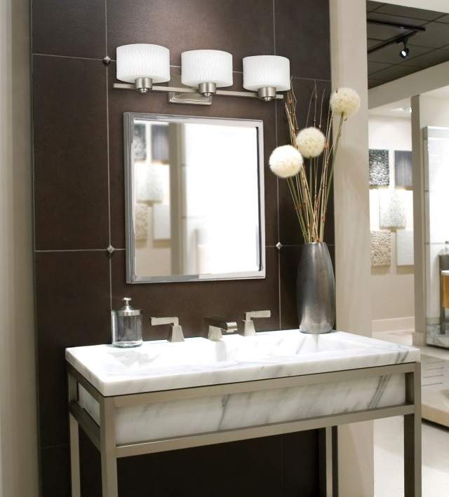 Bathroom Vanity Lights And Mirrors