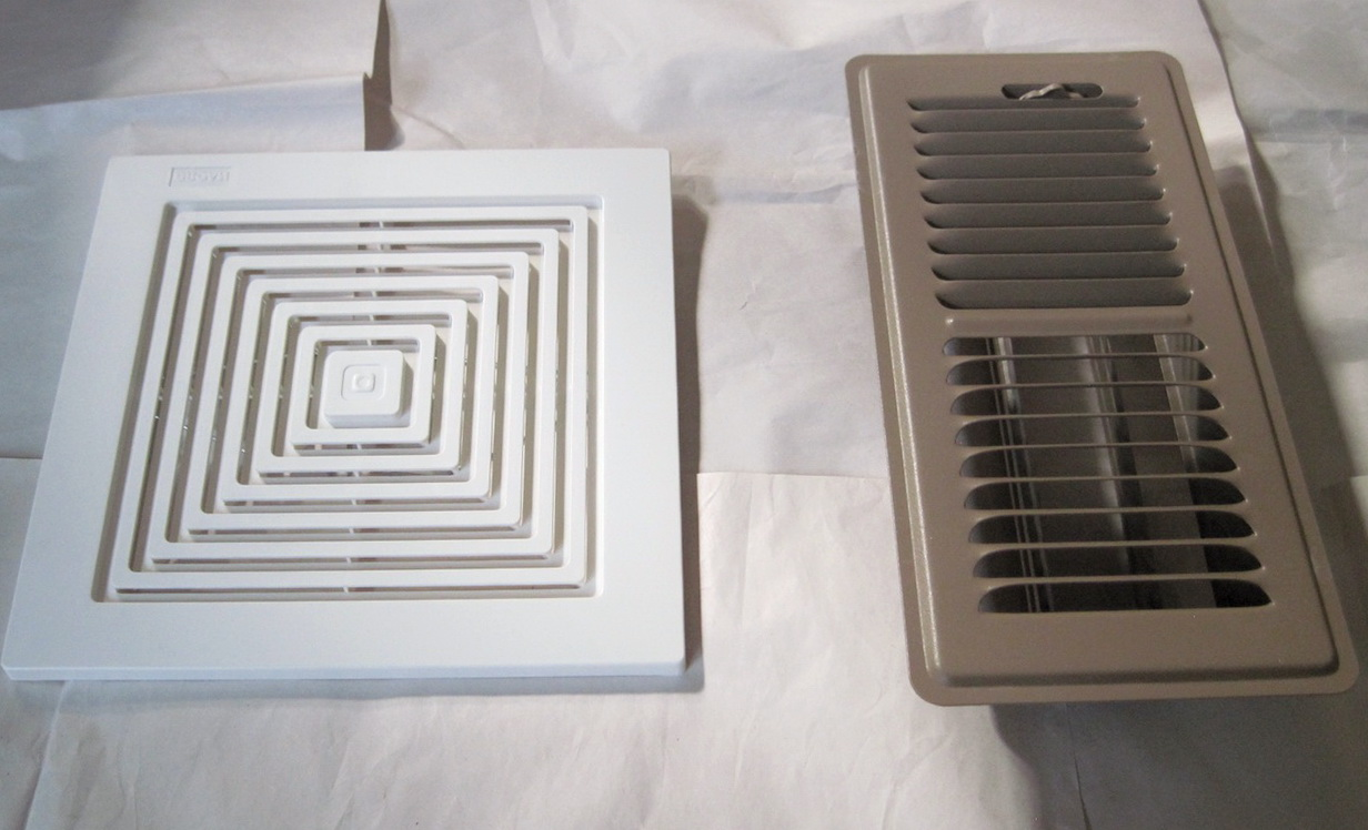 Bathroom Vent Fan Cover