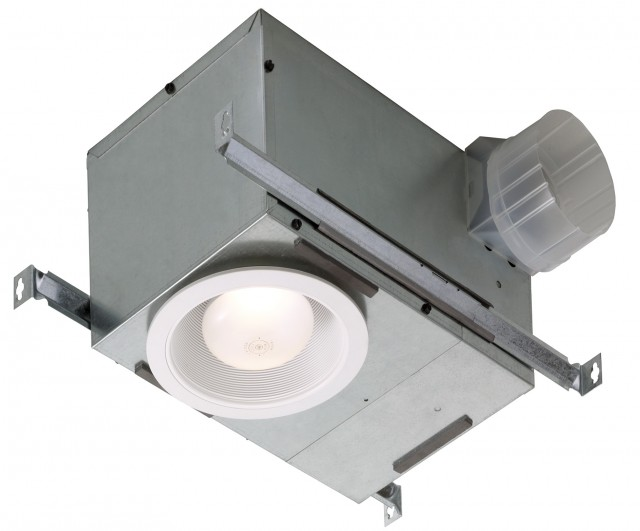 Bathroom Vent Fan Light Combo