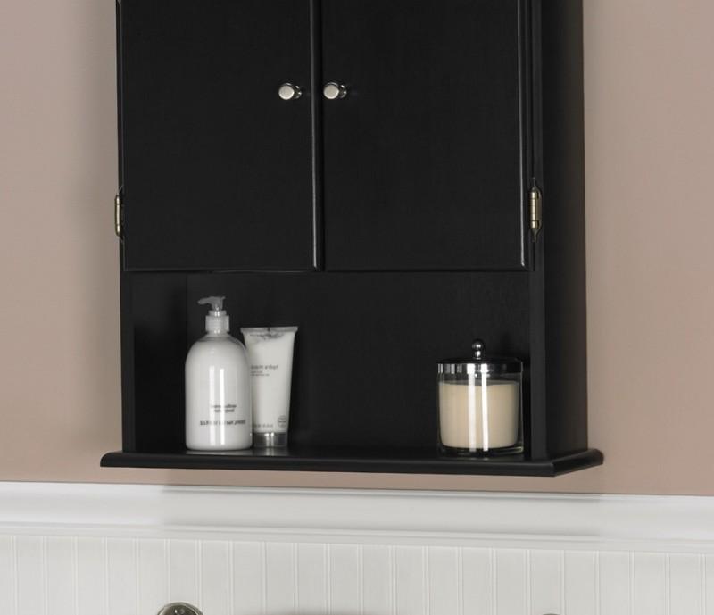 Bathroom Wall Cabinets Black