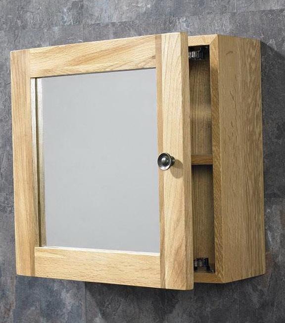 Bathroom Wall Cabinets Oak