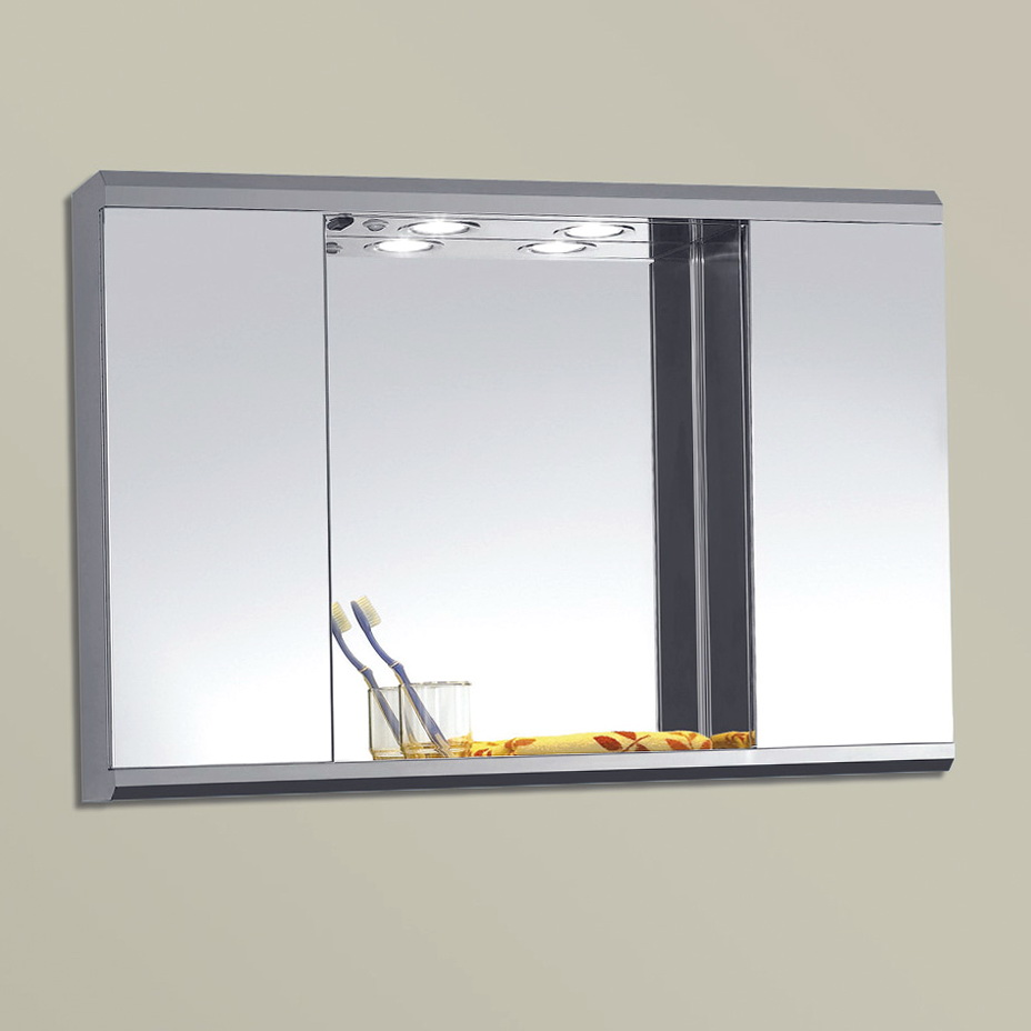 Bathroom Wall Cabinets With Mirrors