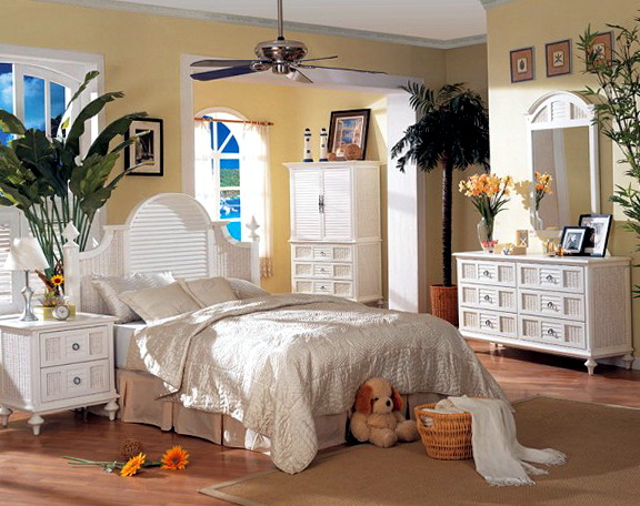 Beach Theme Bedroom Sets