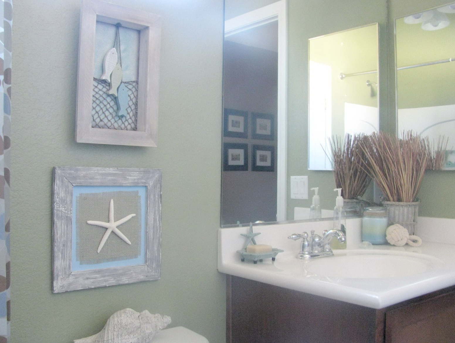Beach Themed Bathroom Paint Colors