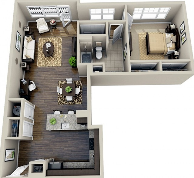 Bed And Breakfast Floor Plans