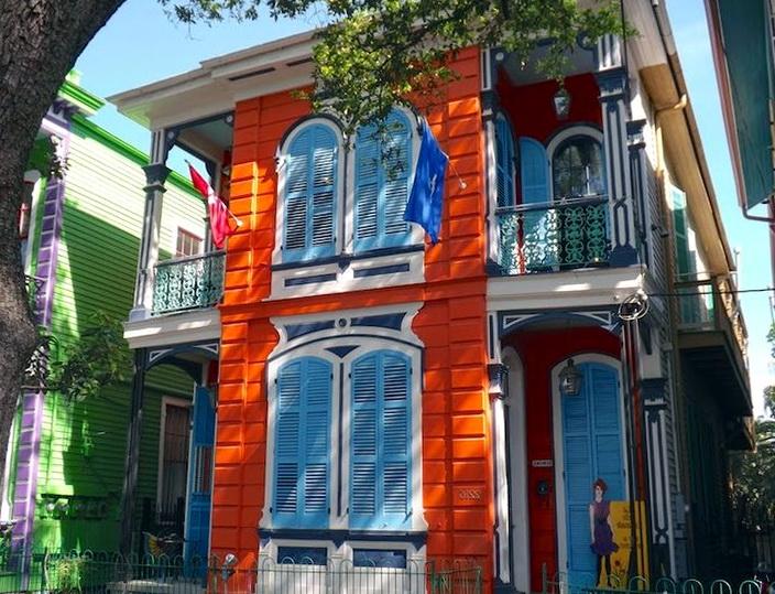 Bed And Breakfast New Orleans Esplanade