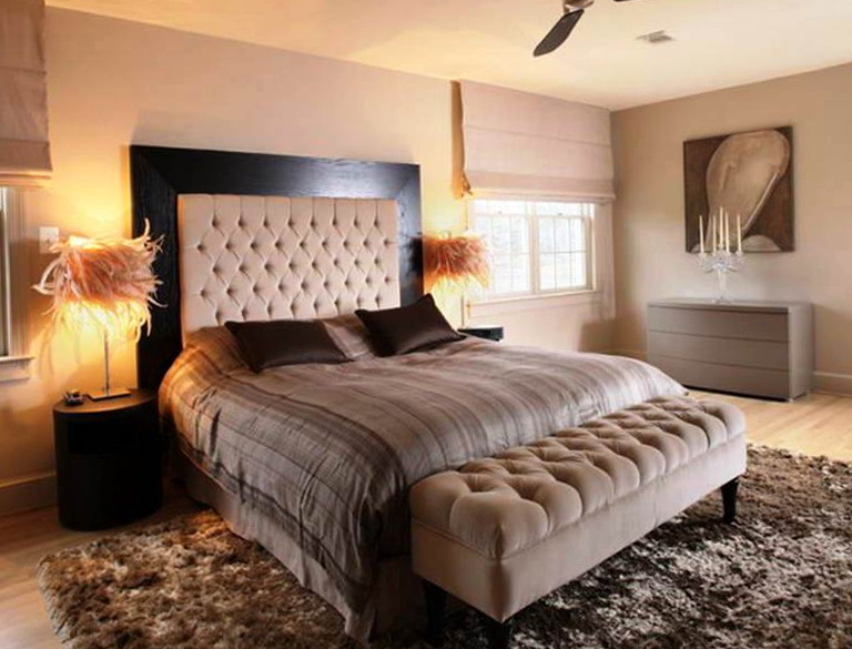 Bed Frames And Headboards King Size