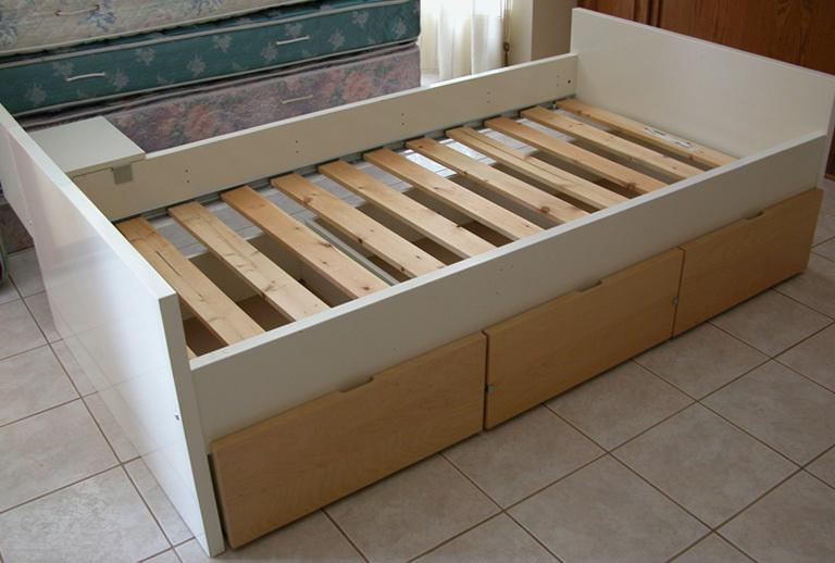 Bed Frames Ikea Twin