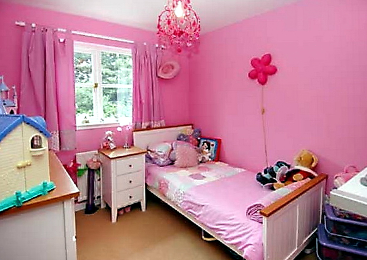 Bedroom Color Ideas For Girls