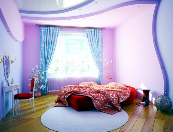 Bedroom Color Schemes For Teenage Girls