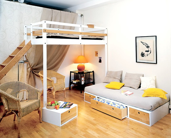 Bedroom Design Ideas For Small Spaces