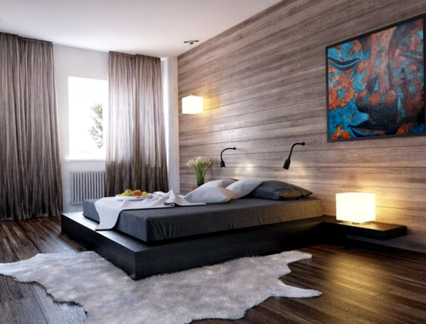 Bedroom Paint Ideas Accent Wall