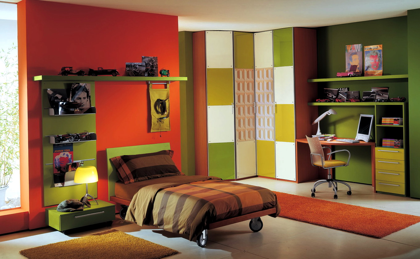 Bedroom Painting Ideas For Boys