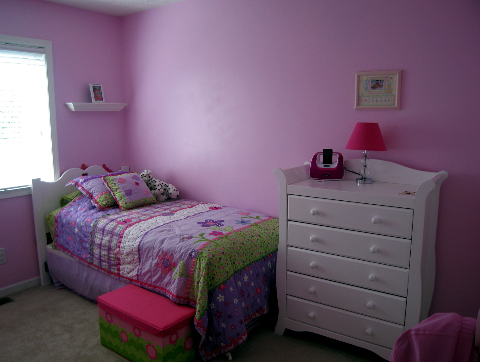 Bedroom Wall Colors Purple