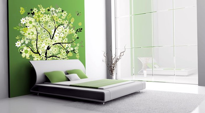 Bedroom Wall Decals Pinterest