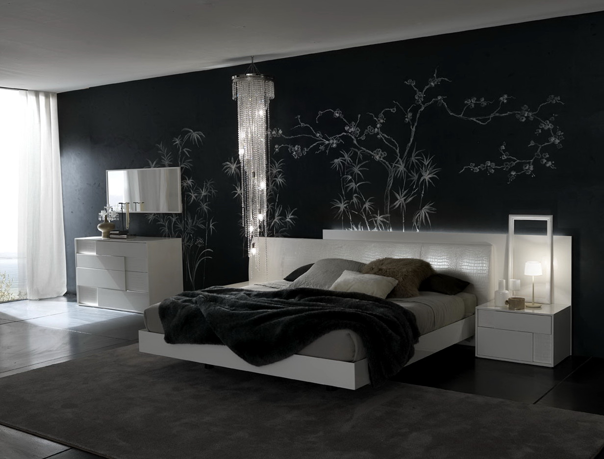 Bedroom Wall Decorations Modern
