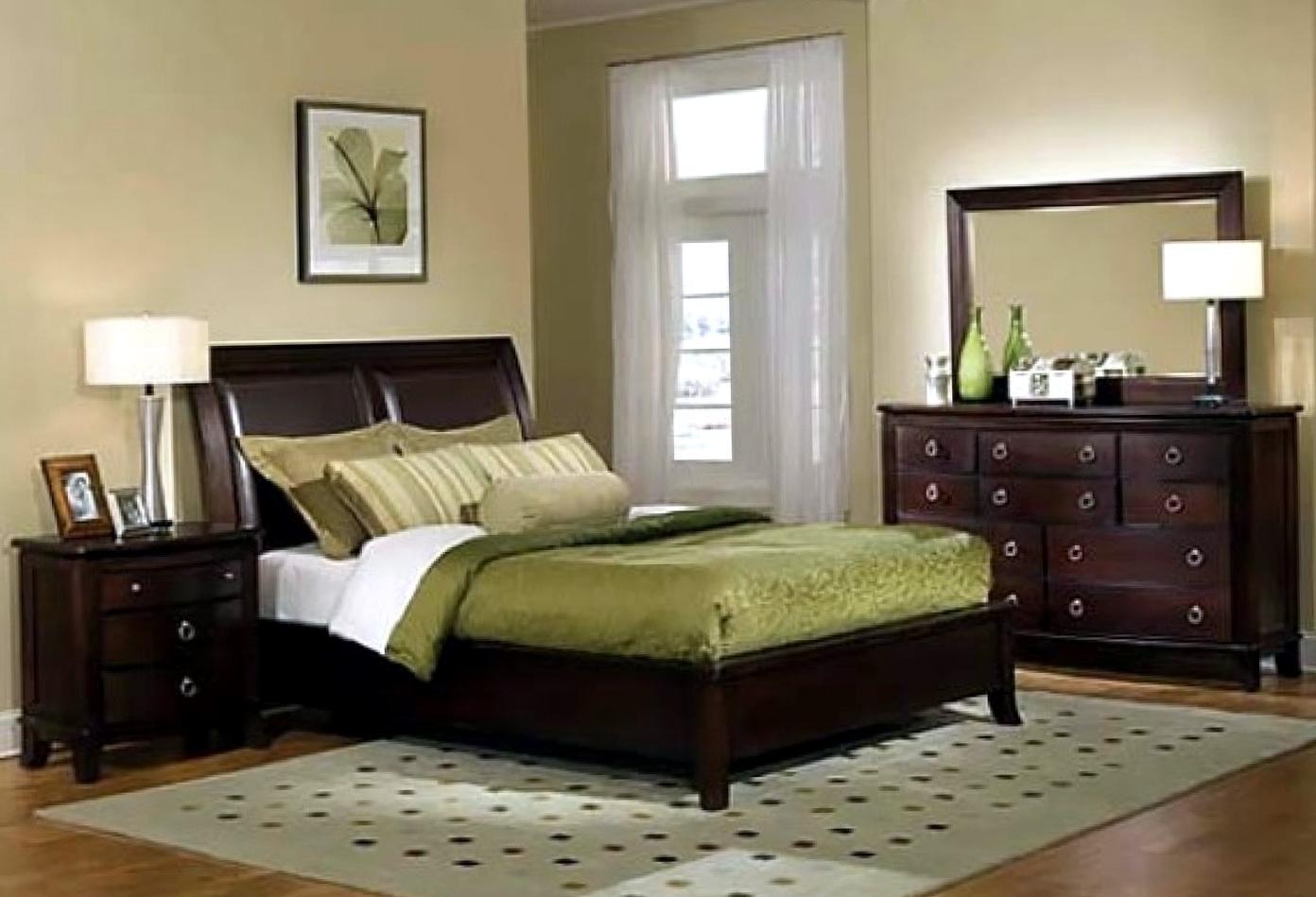Best Color For Bedroom With Dark Furniture