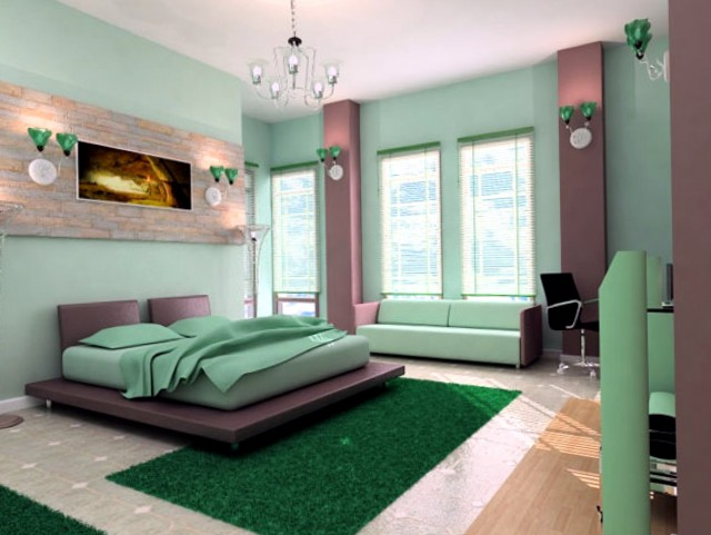 Best Colors For Bedrooms For Sleep