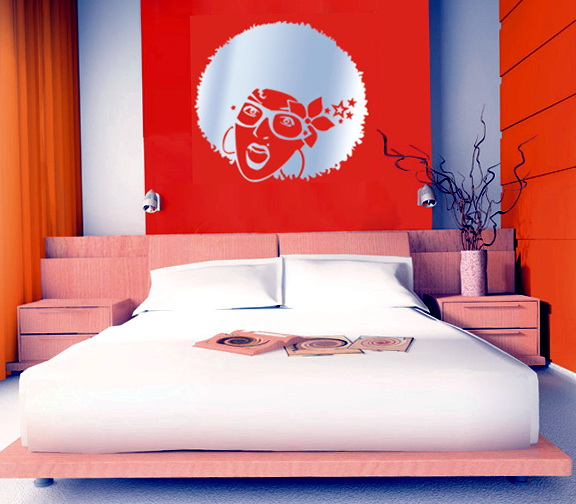Big Wall Decals For Bedroom