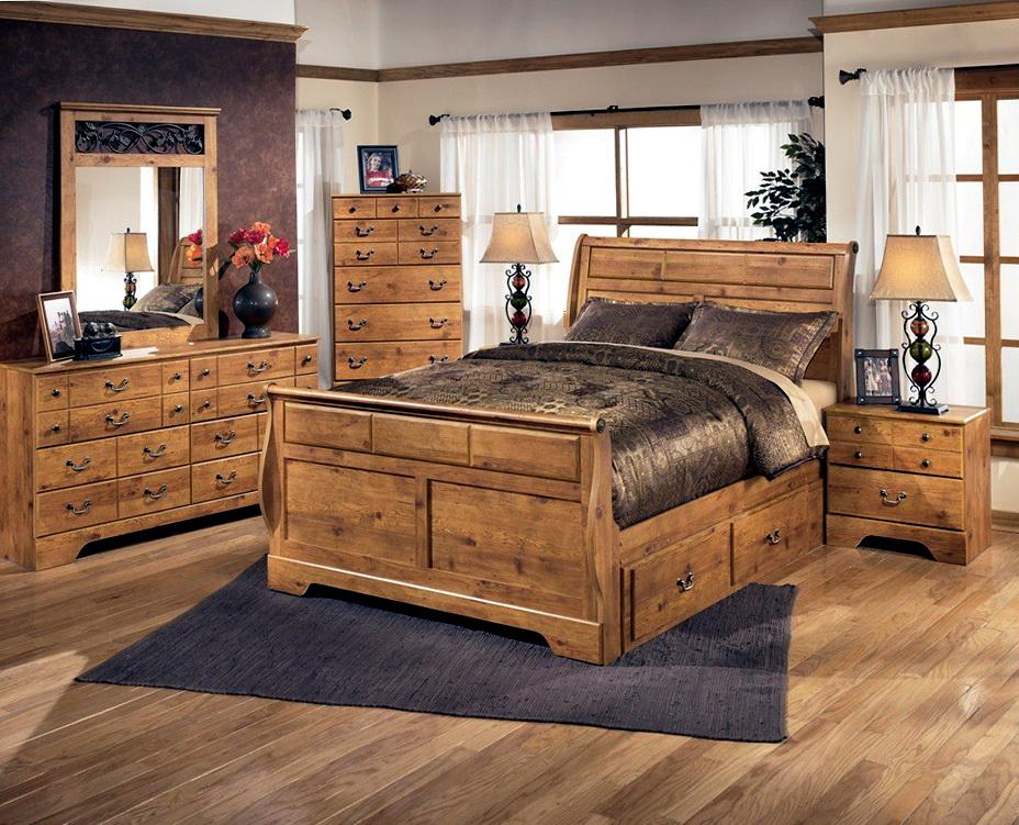 Bittersweet Ashley Bedroom Furniture