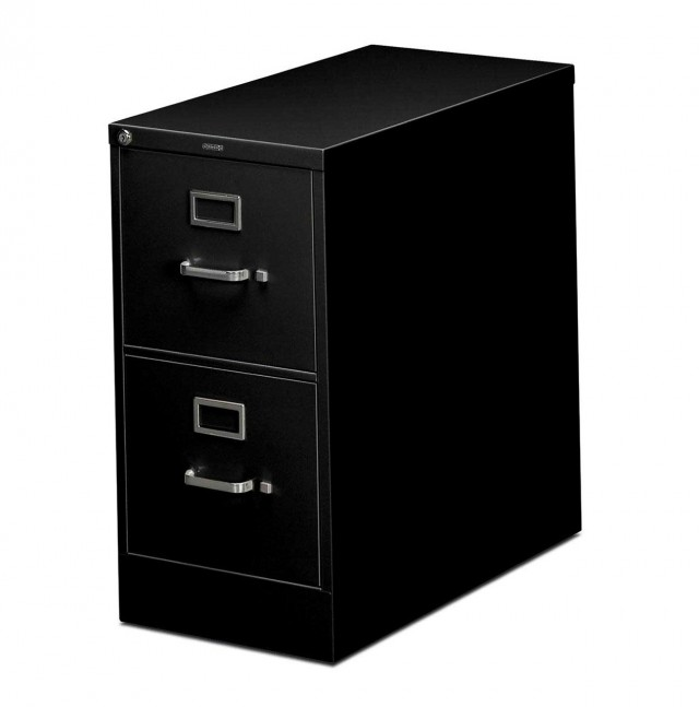Black Metal Storage Cabinet