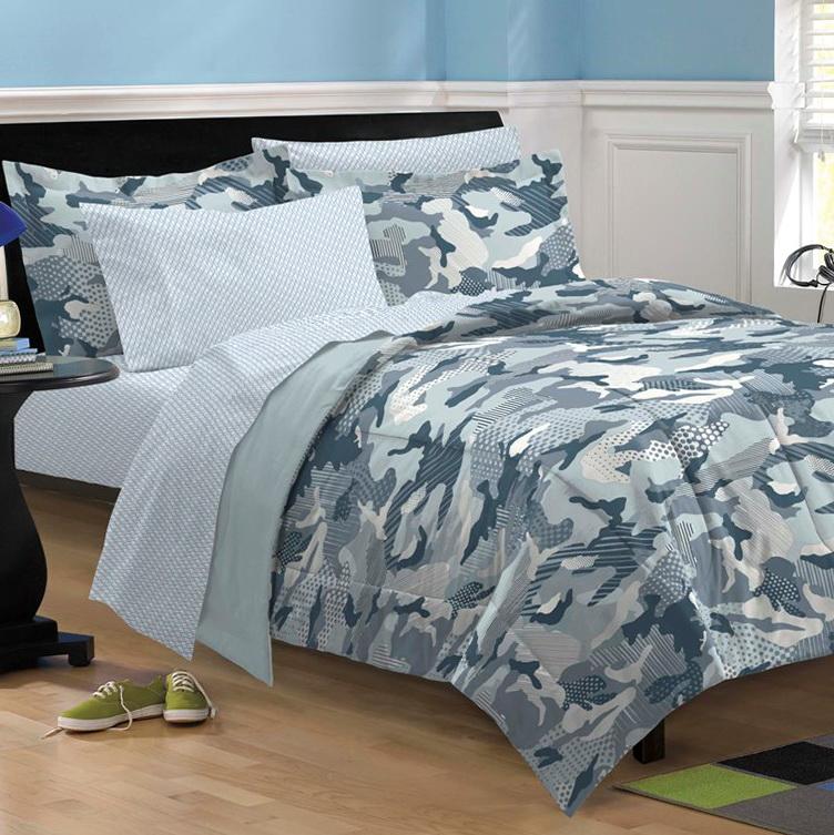 Blue Camo Bedding Setsblue Camo Bedding Sets