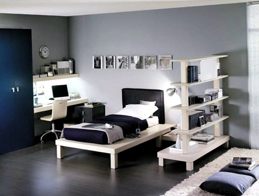 Boy Bedroom Ideas With Black Furniture
