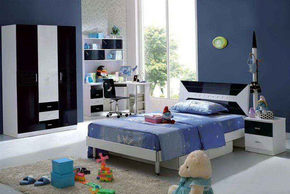 Boys Bedroom Ideas Blue