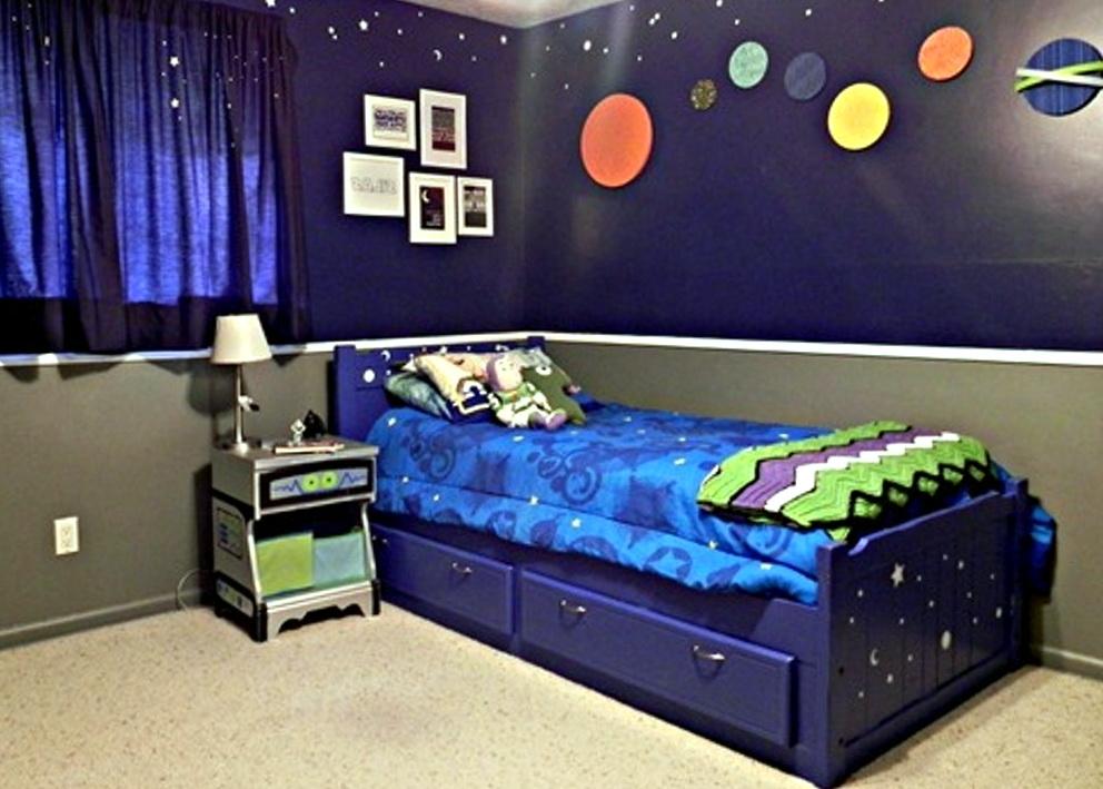 Boys Bedroom Ideas Stars